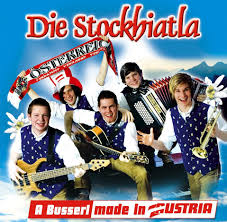 Stockhiatla Busserl made in Austria